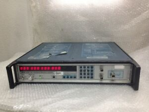 Eip 545a Microwave Frequency Counter Untested