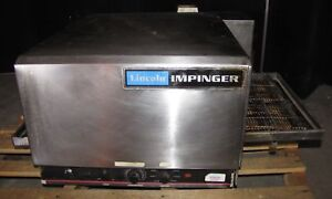 Lincoln Impinger 1301 Electric Conveyor Pizza Oven 2563