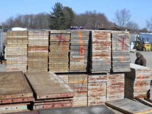 Used Concrete Forms Wholesale Prices