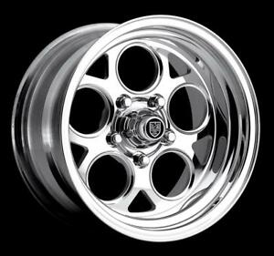 Center Line Wheels 20x9 5 In Competition Series Rev Polished Wheel 7232955547