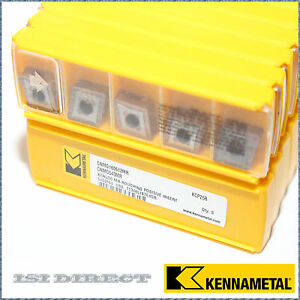 Cnmg 543 Mr Kcp25b Kennametal 10 Inserts Factory Pack