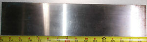 New O1 Tool Steel 15 3 4 Long X 3 1 2 Wide X 5 32 Thick Ground Flat Stock
