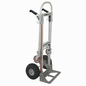 Magliner Convertible Hand Truck Heavy Duty Load Mover Furniture 1000 Lb Capacity