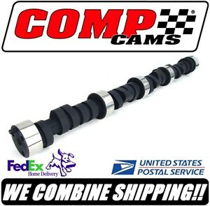 Comp Cams Sbc Chevy Nitrous Hp Camshaft 12 419 8 Hydraulic Roller Cam