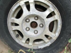 Wheel 14x5 1 2 Alloy Fits 97 99 Camry 75579