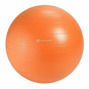 nectarine 52cm Gaiam Balance Ball Chair Replacement Ball Shipping Included