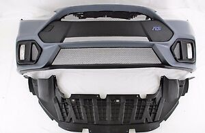 Replacement 15 18 Ford Focus Rs Front Bumper Conversion Kit St Se