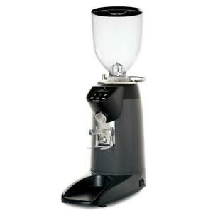Compak E6 Electronic Espresso Coffee Grinder On demand Flat Burrs 64mm 64t362