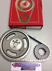 Chevrolet 348 409 1958 Through 409 Engine Performance Timing Set S A Gear 78101