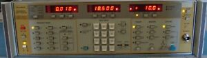 Wiltron 6647a 10 Mhz 18 6 Ghz Programmable Sweep Generator Nist Calibrated