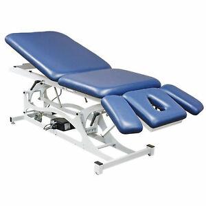 Thera p Electric Treatment Table 27 w 5 Section Cushion Configuration 1 Ea