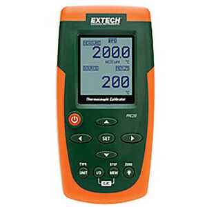 Extech Prc20 Thermocouple Calibrator meter