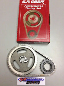 Ford 351 Cleveland 400m Engines 1970 Through 1982 Timing Set S a Gear 78121r