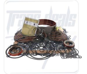 Chevy Aluminum Powerglide Transmission Raybestos Stage1 Deluxe Rebuild Kit 70 73