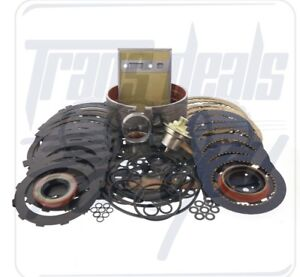 Fits Chevy Aluminum Powerglide Transmission Performance Gen 2 Deluxe Rebuild Kit