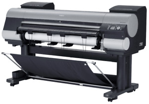 Canon Imageprograf Ipf6300 Large Wide Format 24