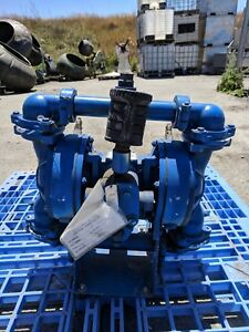 Sandpiper Air powered Double Diaphragm Pump Et1 a Tggr 1 ss