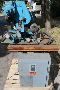 Chicago Rivet Riveting Machine Model 450 2526 ss