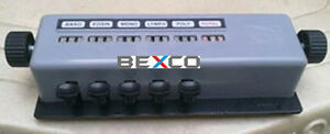 Top Quality Brand Bexco Blood Cell Counter 5 Keys case Lab Equipment Dhl Ship