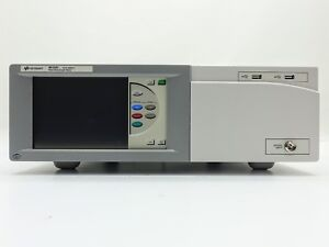 Keysight Used 86122c Multi wavelength Meter Opt 021 110 agilent
