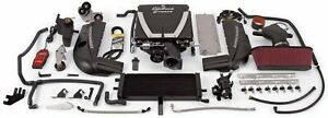 Edelbrock 1593 Supercharger Stage 1 Street Kit 2005 2007 Gm Corvette Ls2