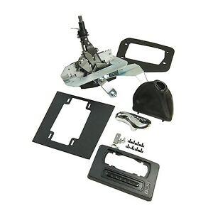 B m Automatic Shifter Hammer Shifter Fits 1987 1993 Mustang Console Aod And C4