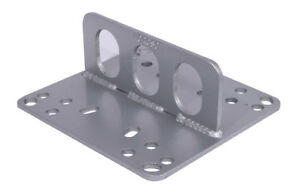 Moroso 62670 Engine Lift Plate Holley And Quadrajet Mounting Bolt Patterns