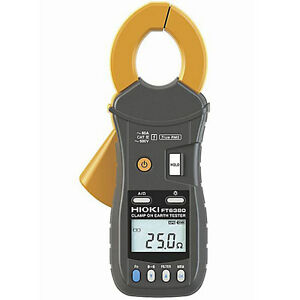 Hioki Ft6380 Clamp On Ground Resistance Tester