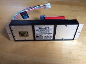 Whelen Eb6 Edge Heavy Duty Power Supply