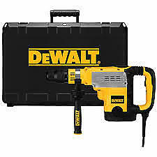 Dewalt D25723k 1 7 8 Sds Max Combination Hammer With 2 stage Clutch e clutch