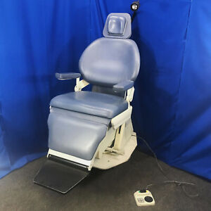 Midmark Ritter Model 391 Ent Procedure Chair With Foot Control