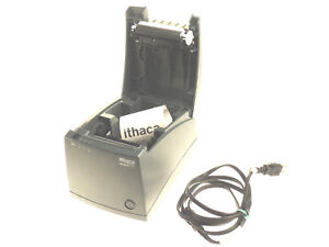 Ithaca Itherm 280 Thermal Pos Point Of Sale Receipt Printer 280 p36 dg tested