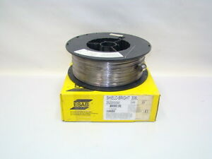 30 Spool Esab Shield bright 308l Stainless 045 Mig Welding Wire e14 1430
