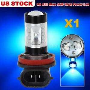 1pc H8 H9 H11 Cree Blue 30w Projector Led For Fog Driving Light High Power