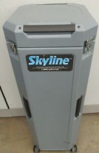 Skyline Transporter Professional Display Trade Show Case Empty Case Only