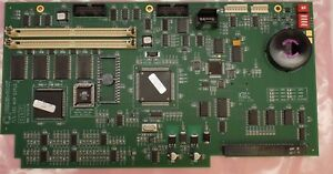 New Sealed Box Veeder root Tls 350r Gen 2 Ecpu2 Board W software 134 xx Gilbarco