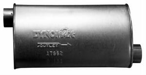 Two 2 Dynomax Super Turbo Muffler 2 5 Off In 2 5 Off Out 17662