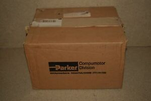 Parker Zeta4 Drive Compumotor New W Box Manual 1