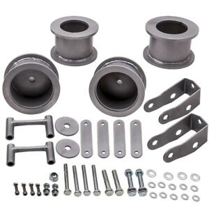 3 Front rear Lift Kit Lift Spacers 2011 For Jeep Wrangler Jk Shock Extender