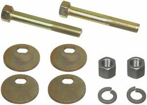 Moog Alignment Kit Caster Camber Front Upper Control Arm Cam Bolt Kit Cadillac