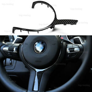 Carbon Fiber Steering Wheel For Bmw F20 F22 F30 F32 F36 F06 F12 F13 X5 F15 X6