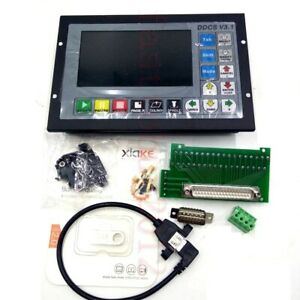 3axis Offline Cnc Controller Router Engraver G Code Replace Mach3 Stand Alone