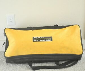 Vivax Metrotech Vloc Pro Cable Pipe Locator Underground Utility Line Tracer Kit