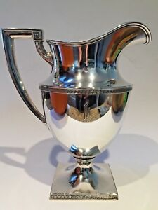 Sterling Silver Gorham Etruscan Water Pitcher 1925 4 Pints