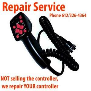 Repair Service For Fisher Western Mpv Plow 10 Pin Controller