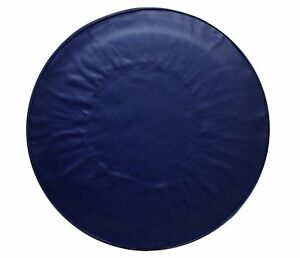 15 Spare Tire Cover Blue Heavy Duty Vinyl Tire Cover
