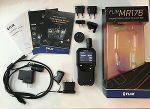 Flir Mr176 Moisture Meter Plus With Thermal Camera For Mold Remediation