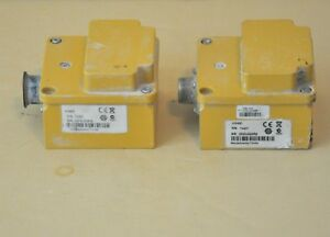 Lot Of 2 Trimble As400 Machine Control Angle Sensor Slope For Gcs900 Ts00574