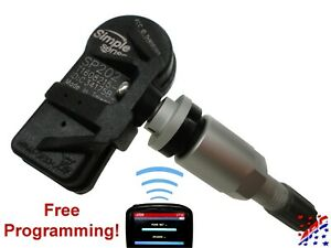 Complete Orange Electronic Simple Sensor Tpms Tire Pressure Sensor 315mhz Sp202