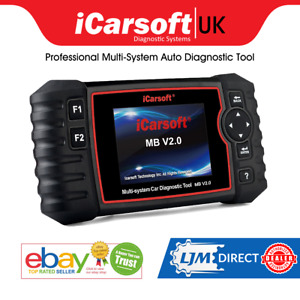 Mercedes B class Diagnostic Tool Abs Srs Engine Oil Reset Sas Icarsoft Mb V2 0